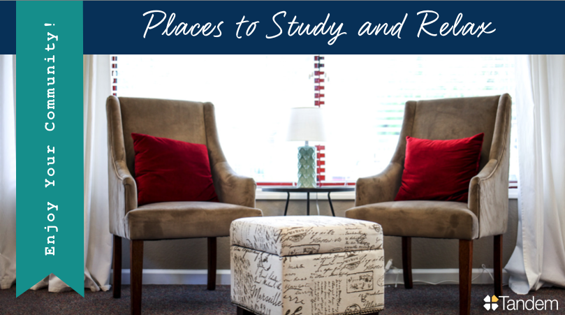 Places to Study and Relax Davis